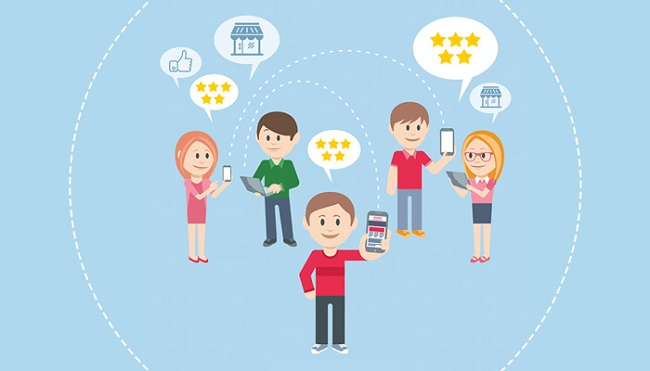 Referral Marketing cung cấp trải nghiệm và dịch vụ chăm sóc khách hàng tốt
