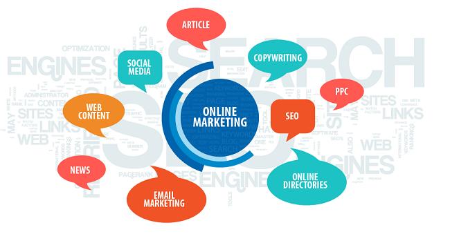 Digital Marketing gồm những gì?