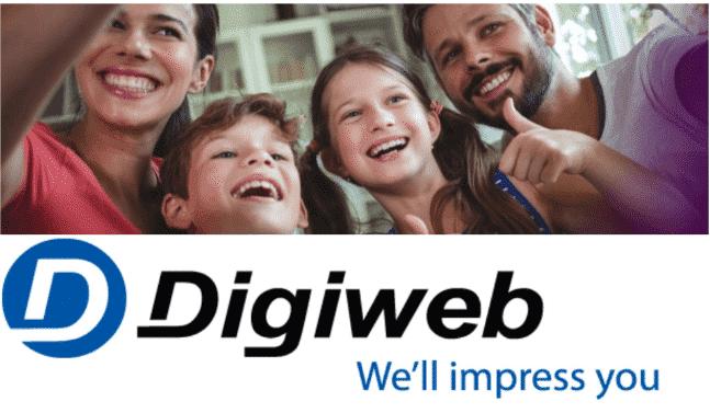 Digiweb cung cấp dịch vụ thiết kế website độc đáo và giao diện đẹp mắt