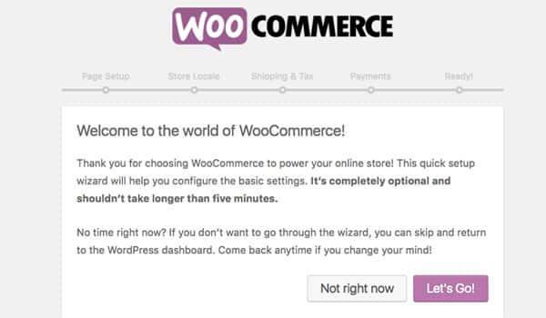Hướng dẫn cài đặt WooCommerce 2