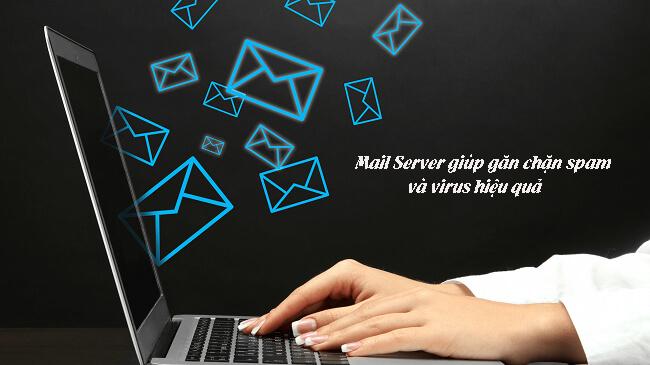 Lợi ích khi sử dụng mail server