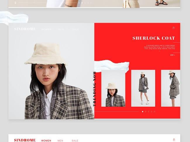 Lợi ích về website thời trang ngày nay