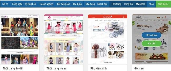 Nên chọn công ty thiết kế website thời trang nào tốt, uy tín?