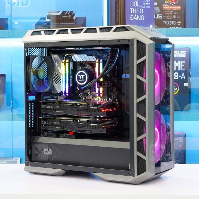 Nên dùng CPU hay GPU để render?
