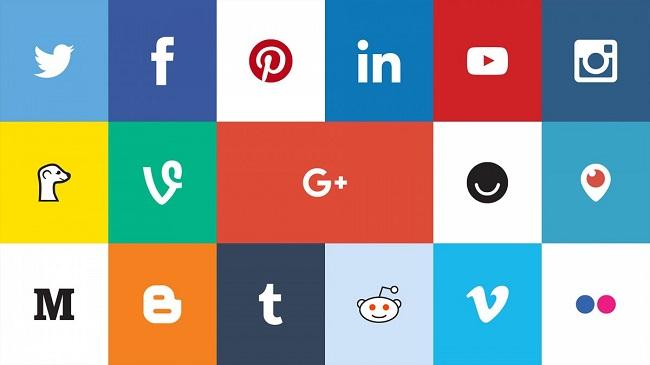Những kênh social media