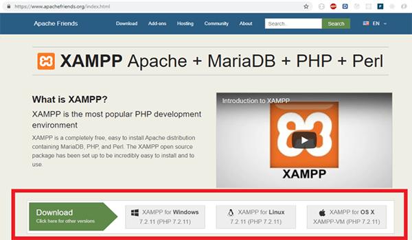 Những thông tin cơ bản về XAMPP