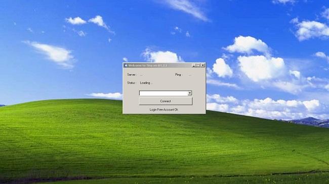 Phần mềm giảm Ping freeTiny
