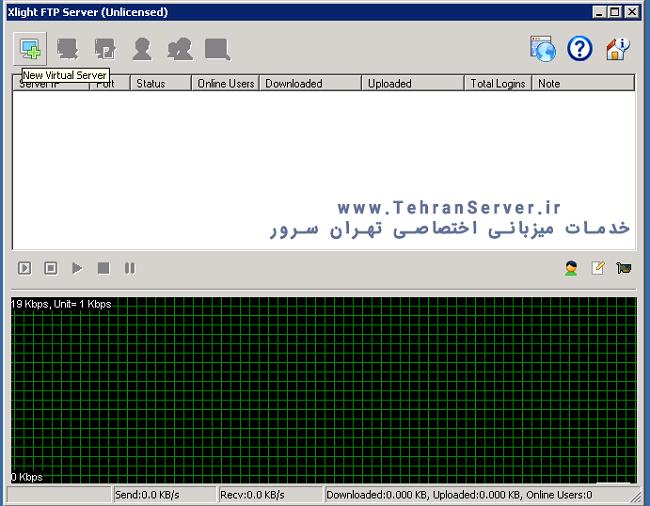 Phần mềm kết nối FTP với Xlight FTP