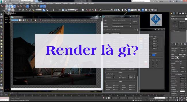 Render là gì?