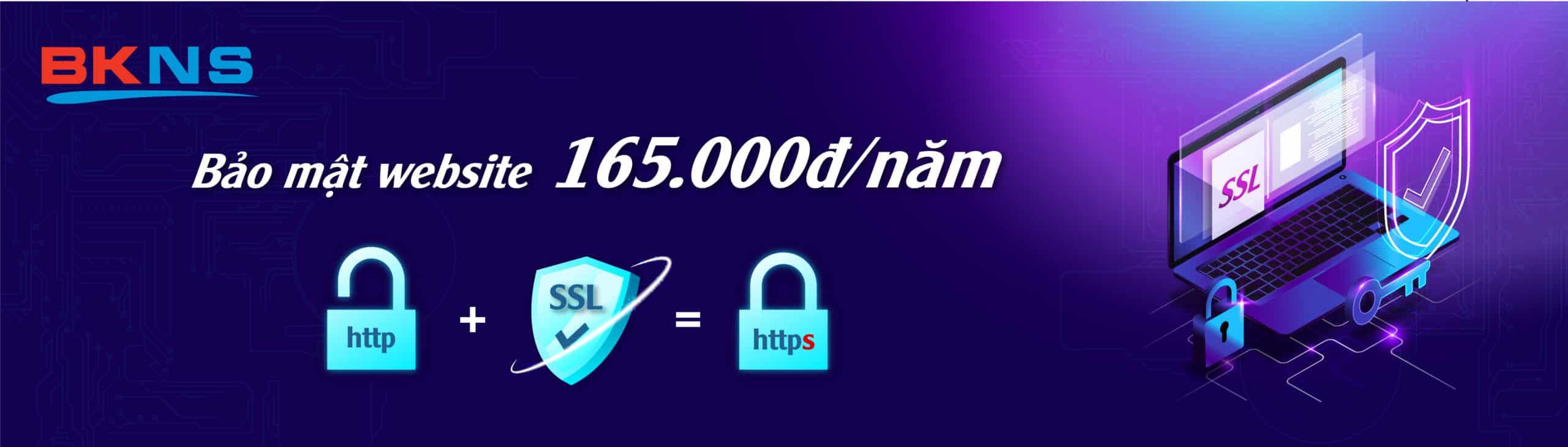 Khuyến mại bảo mật website