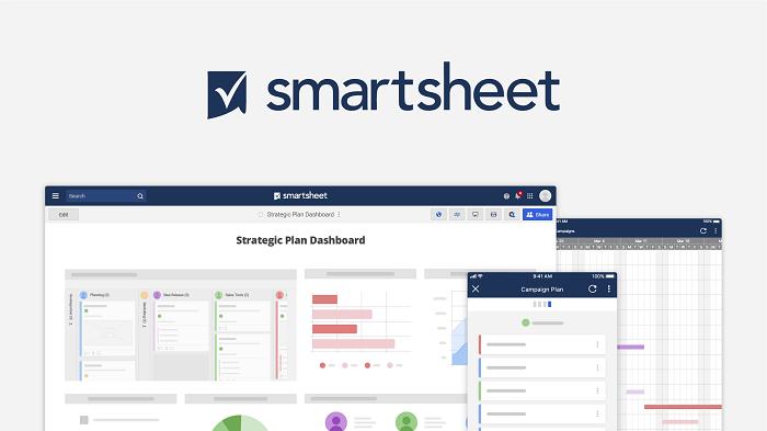 Smartsheet là gì?