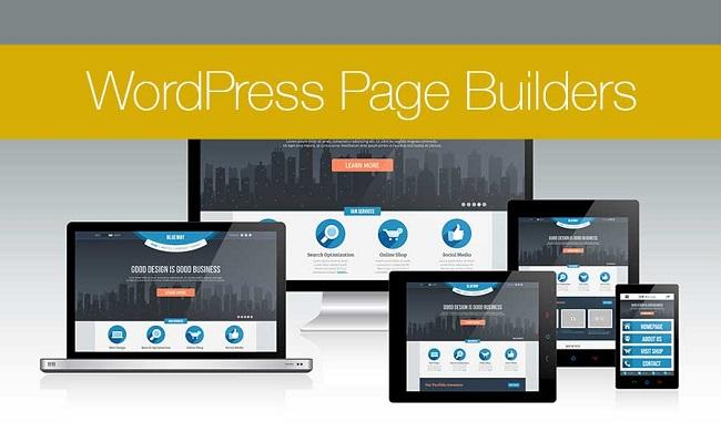 Để thiết kế website nhanh chóng, bạn có thể sử dụng WordPress Page Builder Plugin