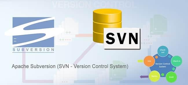 SVN là hệ thống quản lý version (VCS)