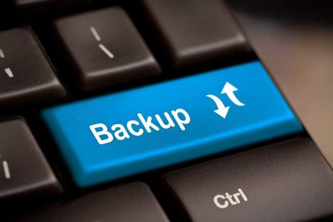Tại sao cần backup dữ liệu?