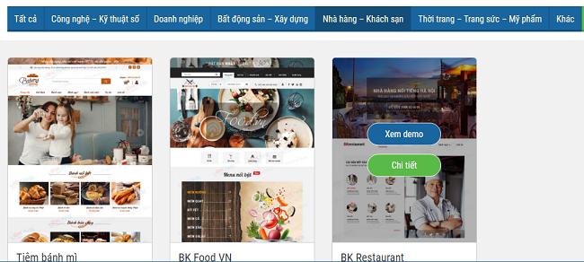 Thiết kế website khách sạn ở đâu?