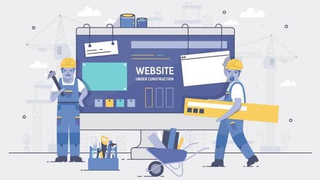 """Website được ví như """"văn phòng thứ hai"""" của một doanh nghiệp"""