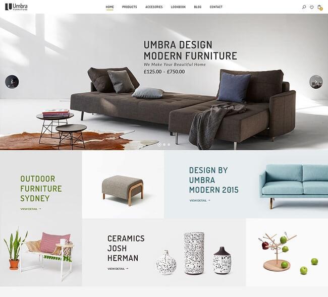 Những yếu tố cần xem xét trước khi chọn công ty thiết kế website nội thất