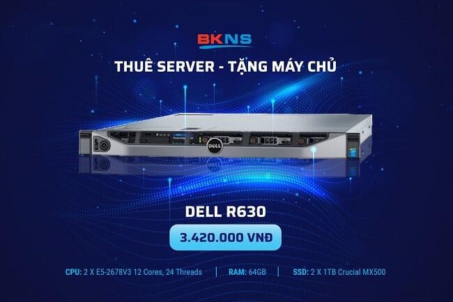 Tại sao nên thuê server máy chủ tại bkns?