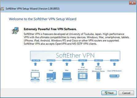 Cách cài đặt VPN Gate Fake IP 1