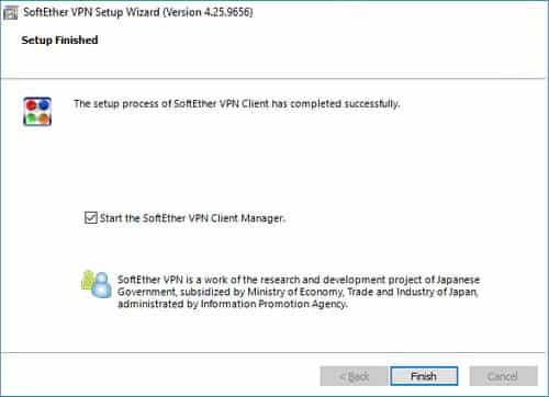 Cách cài đặt VPN Gate Fake IP 4
