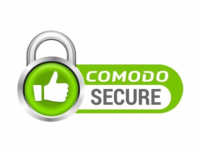 Chứng chỉ Comodo SSL