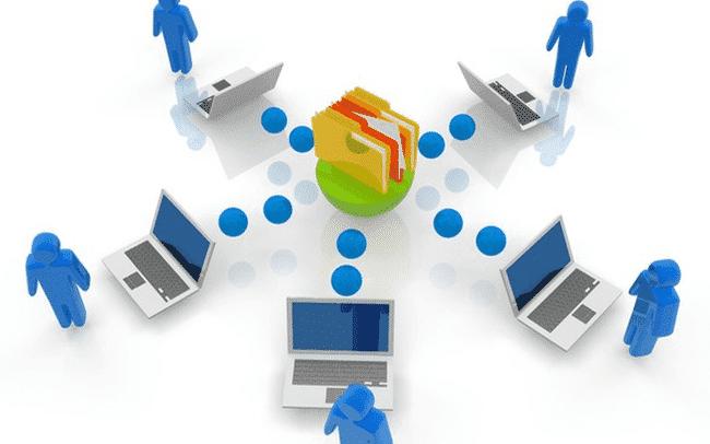 Lợi ích khi sử dụng File server