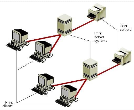 Print server là gì