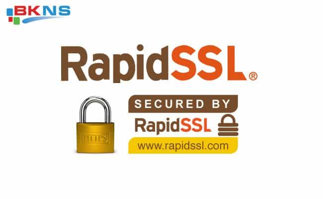Rapid SSL đảm bảo chứng thực một cách linh hoạt, nhanh chóng