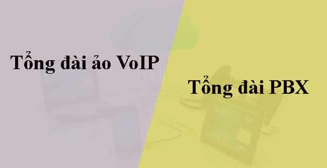 Nên sử dụng tổng đài PBX hay tổng đài ảo VoIP