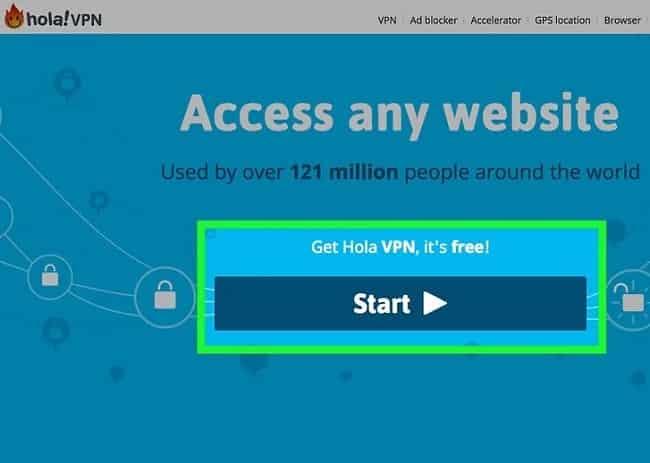 Tiến hành tải phiên bản VPN