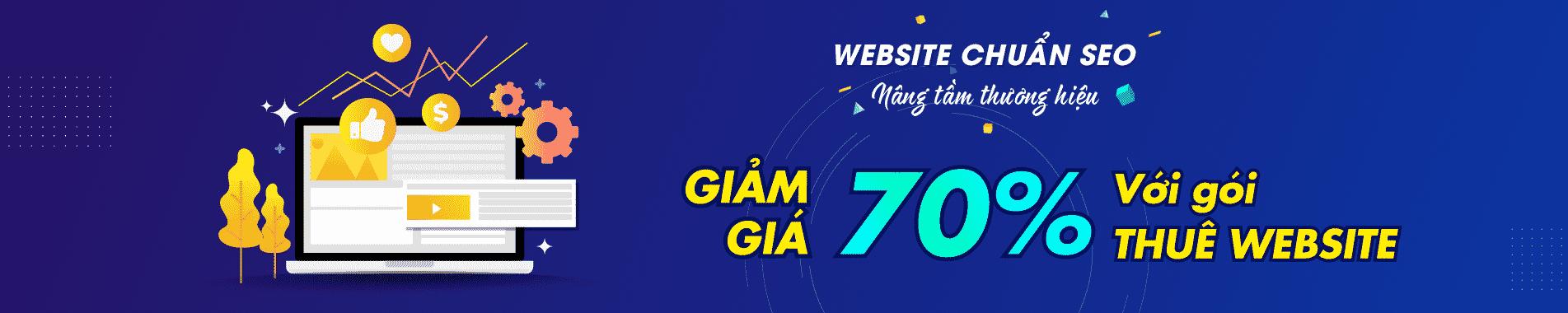 Khuyến mại dịch vụ website
