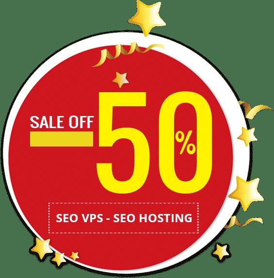 Sale off 50%